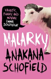 Paperback cover Pink Malarky